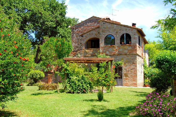 Agriturismo Nibbiano a Montepulciano (Siena)